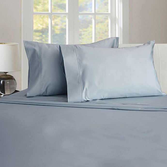 Alternate image 1 for Therapedic® 450-Thread-Count Twin XL Sheet Set