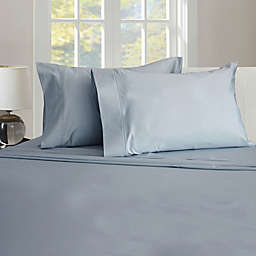 Therapedic® 450-Thread-Count California King Sheet Set in Blue