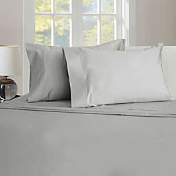 Therapedic® 450-Thread-Count Twin/Twin XL Sheet Set in Grey