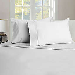Therapedic® 450-Thread-Count King Sheet Set in Brilliant White