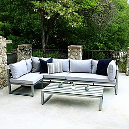 Forest Gate Modern Outdoor Furniture Collection