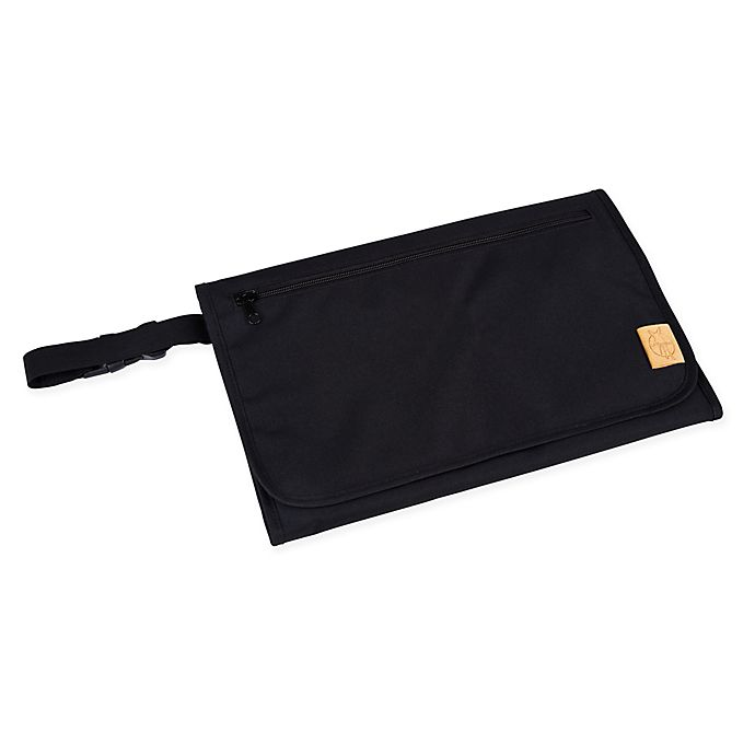 Alternate image 1 for Lassig® Casual Wrap-to-Go Change Mat in Black