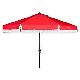 Safavieh UV Resistant Milan 9-Foot Crank Umbrella