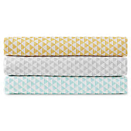 Intelligent Design Triangle Printed Sheet Set