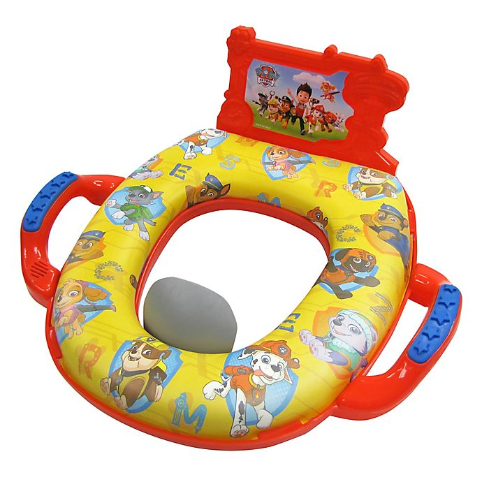 Alternate image 1 for Nickelodeon® Paw Patrol Deluxe Potty Seat with Sound