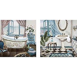 Cool Bathroom Wall Art Bed Bath Beyond Home Interior And Landscaping Ponolsignezvosmurscom