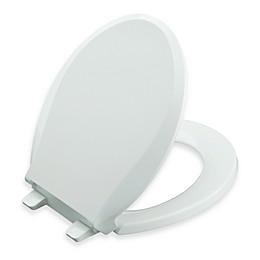Kohler® Cachet® Quiet-Close™ Quick Release™ Elongated Toilet Seat in White