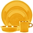 Part of the Fiesta® Dinnerware Collection in Daffodil