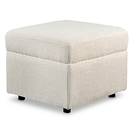 Baby Appleseed® Crosby Ottoman in Canvas