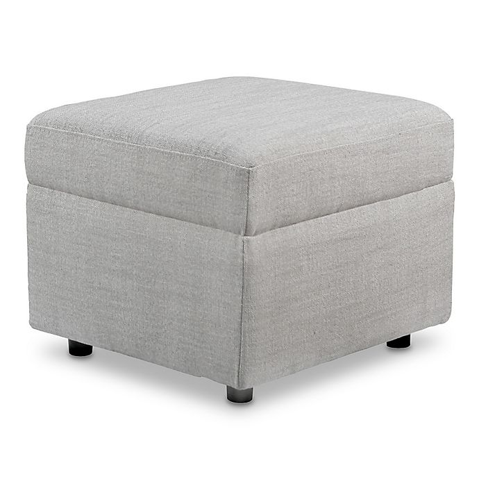 Alternate image 1 for Baby Appleseed® Crosby Ottoman