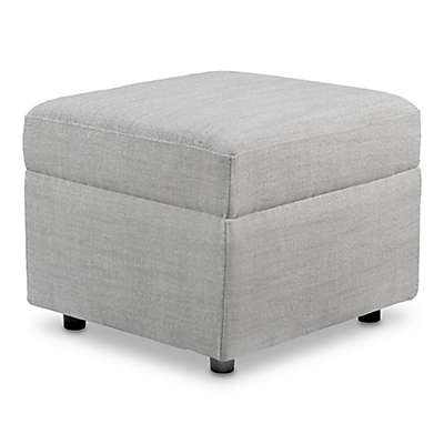 Baby Appleseed® Crosby Ottoman in Grey