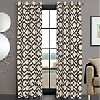 Ryder 63-Inch Grommet Window Curtain Panel in Charcoal