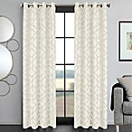 Ryder 84-Inch Grommet Window Curtain Panel in White