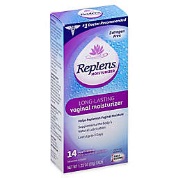 Replens® 14-Count 1.23 oz. Long-Lasting Vaginal Moisturizer