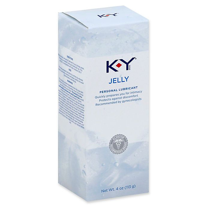 Alternate image 1 for K-Y® Jelly 4 oz. Personal Lubricant
