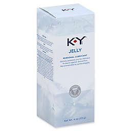 K-Y® Jelly 4 oz. Personal Lubricant