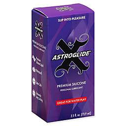 Astroglide® X 2.5 fl. oz. Premium Silicone Personal Lubricant