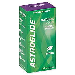 Astroglide® 2.5 fl. oz. Natural Liquid Personal Lubricant