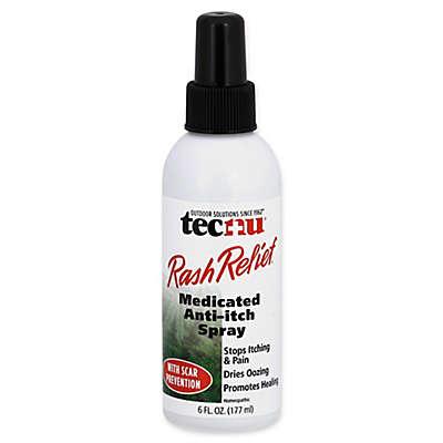 Tecnu® Rash Relief 6 oz. Medicated Anti-Itch Spray
