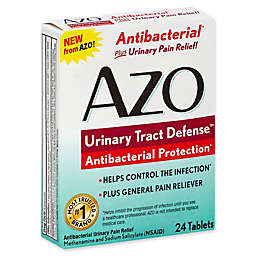 Azo Urinary Tract Defense™ 24-Count Antibacterial Urinary Pain Relief Tablets