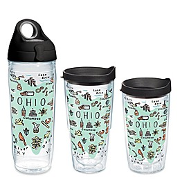 Tervis® My Place Ohio Wrap Drinkware with Lid