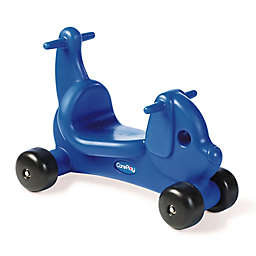 CarePlay Ride-On Puppy in Blue