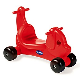 CarePlay Ride-On Puppy in Red