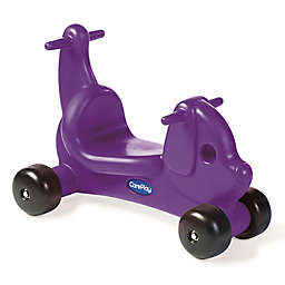 CarePlay Ride-On Puppy in Purple