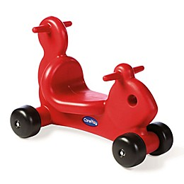CarePlay Ride-On Squirrel in Red