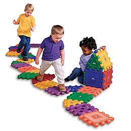 CarePlay 32-Piece Grid Blocks