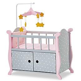 Olivia's Little World Nursery Crib Bed