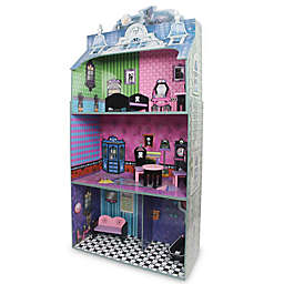 Teamson Monster Mansion Doll House