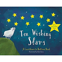 "Piggy Toes Press ""Ten Wishing Stars: A Countdown to Bedtime\"