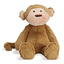 Manhattan Toy® Lovelies Mocha Monkey Plush Toy
