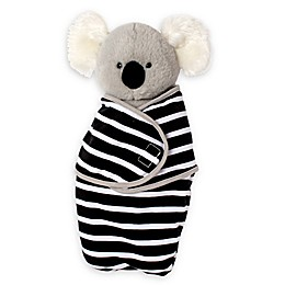 Manhattan Toy® Swaddle Babies Koala Plush Toy