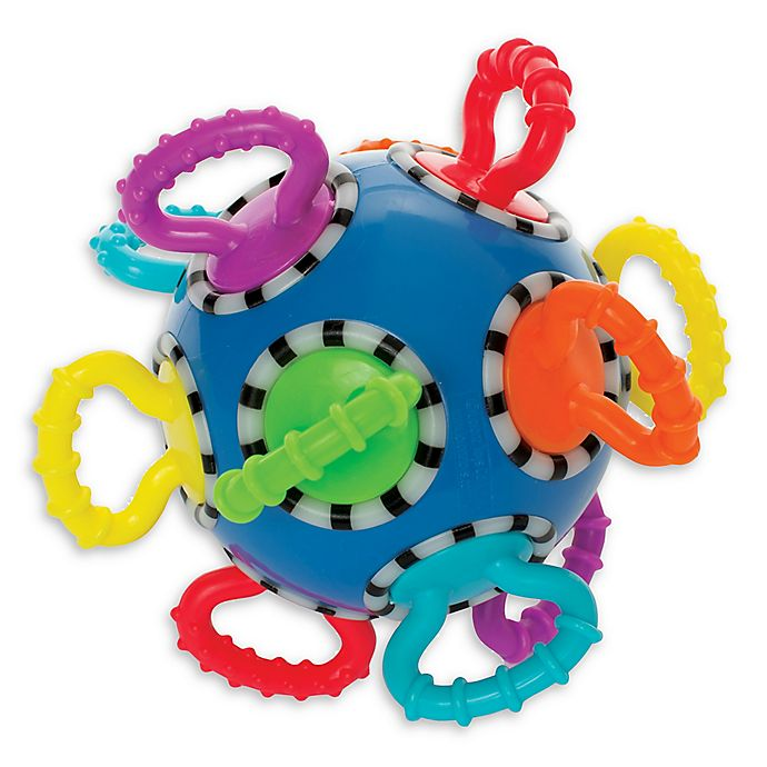 Alternate image 1 for Manhattan Toy® Click Clack Ball