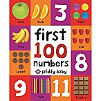 "Priddy Books ""First 100 Numbers  by Roger Priddy"