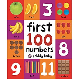 "Priddy Books ""First 100 Numbers\"