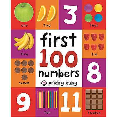 """Priddy Books """"First 100 Numbers"""" by Roger Priddy"""