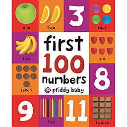 "Priddy Books ""First 100 Numbers"