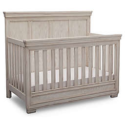 Simmons Kids® Ravello 4-in-1 Convertible Crib in Antique White