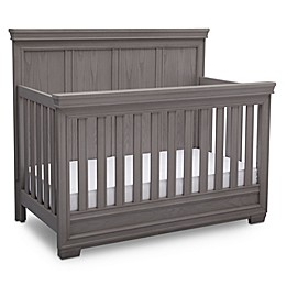Simmons Kids® Ravello 4-in-1 Convertible Crib in Storm