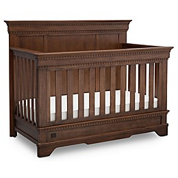 Simmons Kids® Tivoli 4-in-1 Convertible Crib in Antique Chestnut