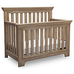Serta® Langley 4-in-1 Convertible Crib in Rustic Driftwood
