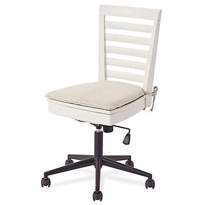 smartstuff™ #myRoom Swivel Desk Chair in Parchment