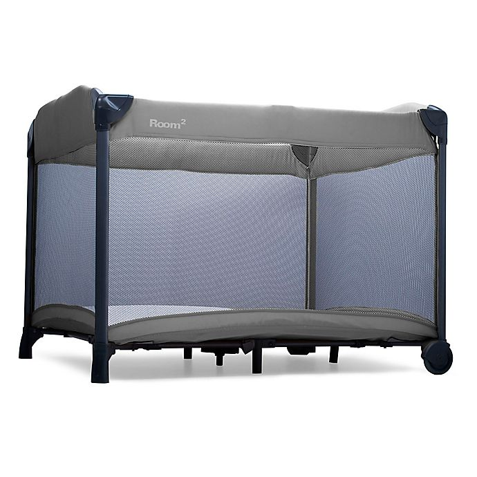 Alternate image 1 for Joovy® New Room2™ Playard in Charcoal