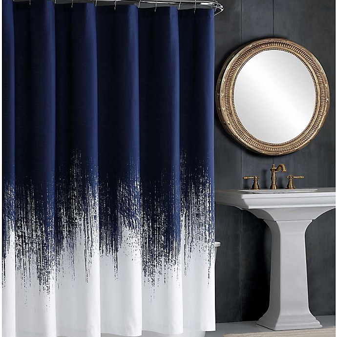 Vince Camuto Lyon Shower Curtain Bed