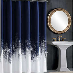 Geometric Shower Curtains Bed Bath Beyond