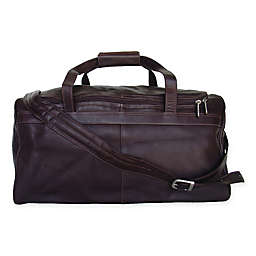 Piel® Leather Classic Traveler's Select Duffle