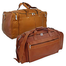 Piel® Leather Classic Carry On Duffle